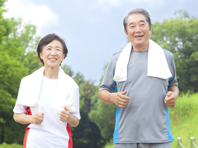 生活習慣病の改善